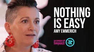 Media Mogul Reveals the Truth About Female Power  | Amy Emmerich on Women of Impact