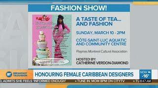 Honouring Montreal's female Caribbean fashion designers