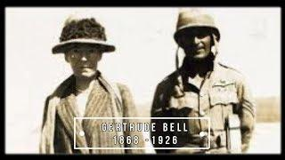 Inspiring Female Explorers Series - Gertrude Bell