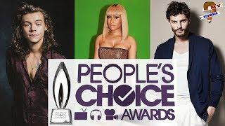 All People's Choice Awards 2018 Winners | Nicki Minaj, BTS & more