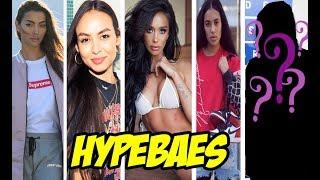 TOP 5 FEMALE HYPEBEASTS! WHO'S #1?