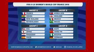 Haiti in France World Cup Female 2018 - Bravo pou Medam Haiti yo