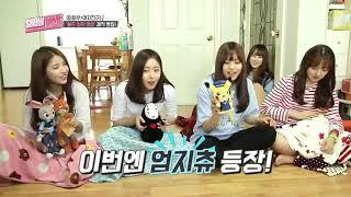 Female Idols Imitating Pikachu
