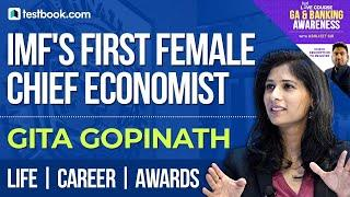 Gita Gopinath | IMF's First Female Chief Economist | Important Persons for RRB, SSC & Bank
