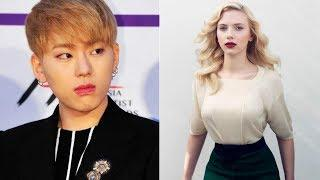 10 Male idols who reveals foreign women are their ideal female model!