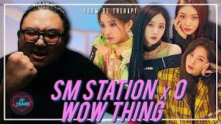 "Producer Reacts to SM Station x 0 - Seulgi x SinB x Chungha x Soyeon ""Wow Thing"""