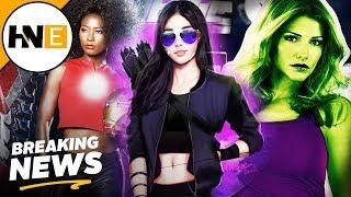Marvel & ABC Announce New Female Superheroes TV Show