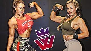 STRONG FITNESS GIRL - Female Fitness Motivation