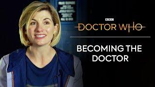 Becoming The Thirteenth Doctor | Doctor Who: Series 11