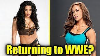 10 Women Wrestlers We Want To See RETURN AT WWE EVOLUTION! - Melina, AJ Lee & More!