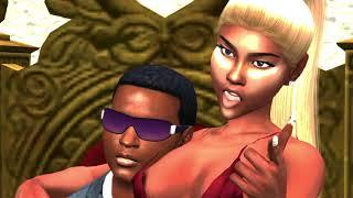 [SIMS 4] Lil' Kim Single Black Female Music Video