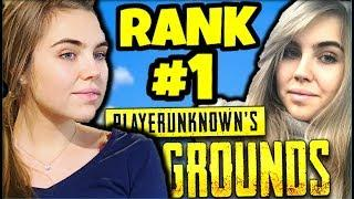 12 Minutes of Danucd DESTROYING in PUBG! BEST PUBG FEMALE PLAYER?!