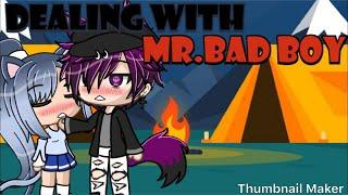 Dealing with Mr.Bad boy| episode 9| Gacha life ???? series ????
