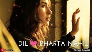 Tu Thodi Der | Aur Thehar Jaa | Female | Sad | WhatsApp Status Video | 30 Sec | Lyrics