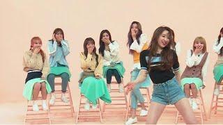 [IZ*ONE CHAEYEON] RANDOM PLAY DANCE (CUT)