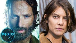 Top 10 Things We Want in The Walking Dead This Season
