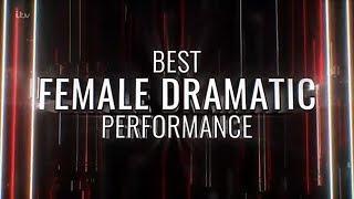 Best Female Dramatic Performance || British Soap Awards 2019