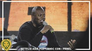 Luke Cage : On highlighting strong female cast on the show | Netflix APCC Panel