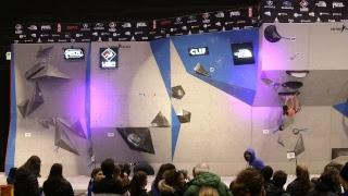 Female Junior • Finals • 2019 Youth Bouldering Nationals • 2/10/19 12:30 PM