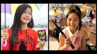 Exceptional Female Drummers From all over the World who ROCK OUT!