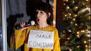 Female Comedians vs. Male Comedians