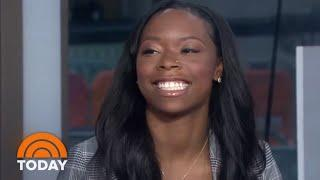Female Football Star Toni Harris Talks Historic College Scholarship | TODAY