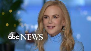 Nicole Kidman says she hopes to 'advocate' for more female directors in Hollywood