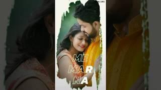 Female Song status | Roke na ruke naina | WhatsApp Full Screen Status video | girls status