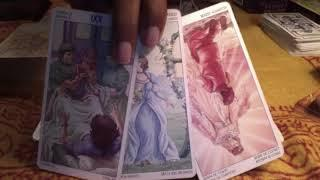 Tarot Pisces woman week: 01 October