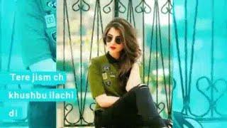 Female version romantic full screen WhatsApp Status Video    Kya baat hai