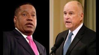 """I IDENTIFY AS A FEMALE"" LARRY ELDER MOCKS CALIFORNIA FEMINIST LAW"