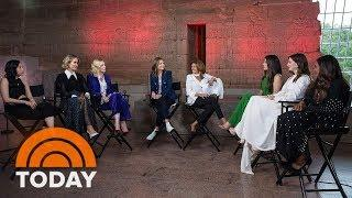 'Ocean's 8' Stars Speak Out On Challenges Women In Hollywood Face | TODAY