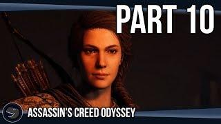 ASSASSIN'S CREED ODYSSEY Gameplay Walkthrough Part 10 :: Memories Awoken (PC Let's Play)