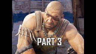 ASSASSIN'S CREED ODYSSEY Walkthrough Part 3 - CYCLOPS (Let's Play Commentary)