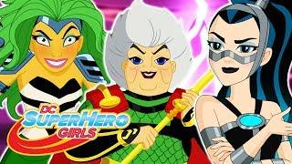 Female Furies | DC Super Hero Girls