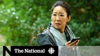 Sandra Oh's Emmy nomination a historic first for Asian women