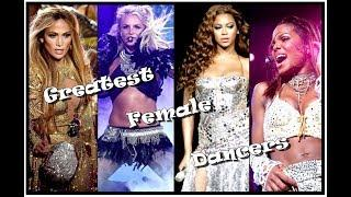 10 Best Greatest Female Dancers