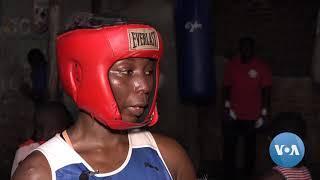 Ugandan Women Empowered with Boxing