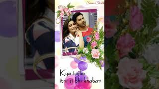Sun Mere Humsafar(female version) full screen whatsapp status video||