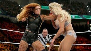 Becky Lynch vs. Charlotte Flair SmackDown Women's Championship - Money In The Bank 2019