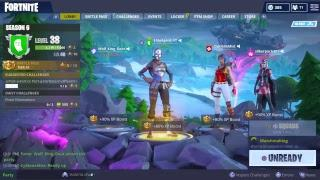 Decent Female Console Player//100+ wins//Ghoul Trooper Might Be Coming Out!!
