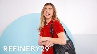 What's In Peyton List's Bag | Spill It | Refinery29