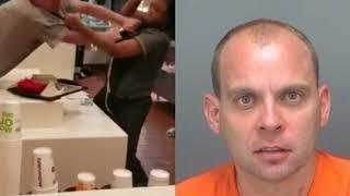 WS Daniel Willis Taylor Attacks A Black Female Worker Lies And  Then Wants Her Fired Over A Straw
