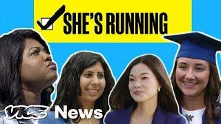 Meet Four Female Candidates Aiming To Make Political History | TRAILER