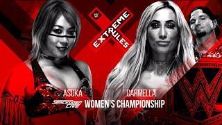 SmackDown Women's Champion Carmella takes on Asuka this Sunday