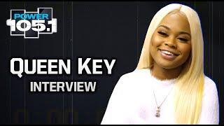 Queen Key Talks Dropping Out of College, Growing Up In Chicago + A Possible Female Anthem