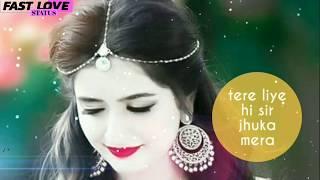 tera ghata female version Whatsapp status video |reply version | tera ghata female version status