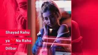 New Female Version Sad WhatsApp Status Video ????Sad Song Ringtone Video 2019????Heartouching Song ?