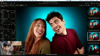 Free Workshop: Lighting men vs women: OnSet with Daniel Norton