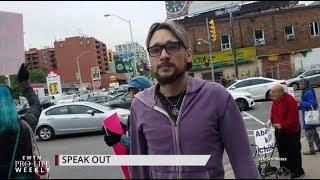 Speak Out: Canadian Man Assaults Pro-Life Woman